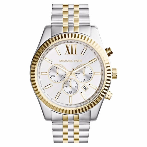Michael Kors Lexington MK8344 Men's Chronograph Watch - Gents Garms