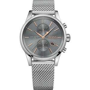 Hugo Boss 1513440 Men's Jet Chronograph Watch - Gents Garms