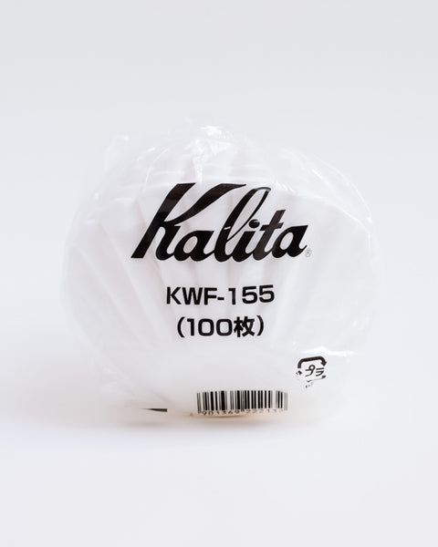 Kalita KWF Wave Filters 155 (100pce) - Community Coffee Co