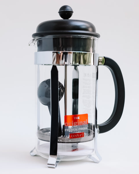 Bodum Caffettiera Press - 8 Cup - Community Coffee Co