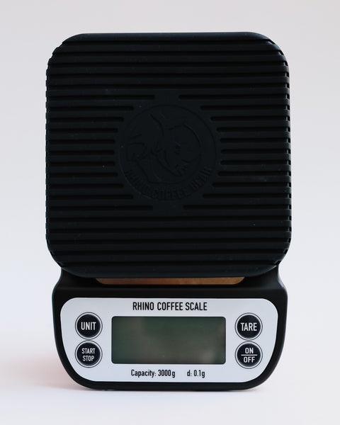 Rhino Coffee Gear Brewing Scale 3kg - Community Coffee Co