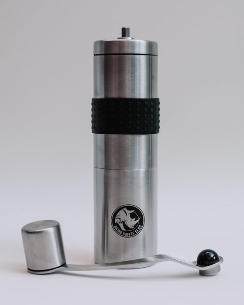 Rhino hand grinder - Community Coffee Co