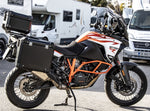 KTM | Defender Evo Side Panniers & Top Case System