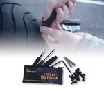 Pocket Tire Plugger for all Tubeless Tires
