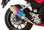 HONDA CB400X MX Ano Titanium Slip-On Exhaust