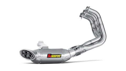 YAMAHA MT-09 / Tracer 900 Full Exhaust System (Titanium)