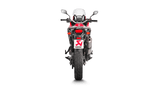 HONDA CRF1000L Africa Twin & Adv Sport Slip On Exhaust (Titanium)