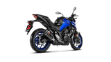 YAMAHA MT-03 & YZF-R3 Slip On Exhaust (Carbon)