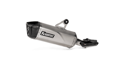 BMW R 1250 GS/A Full Exhaust System (Titanium)