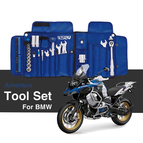 2019 BMW Motorcycle Toolset - 70 pcs