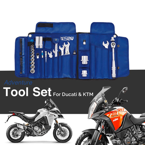 2019 KTM & Ducati Motorcycle Toolset - 68 pcs