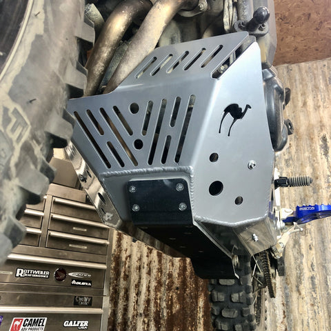 Yamaha 700 Gut Guard Skid Plate