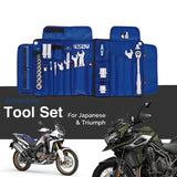 2019 Japanese & Triumph Motorcycle Toolset - 70 pcs