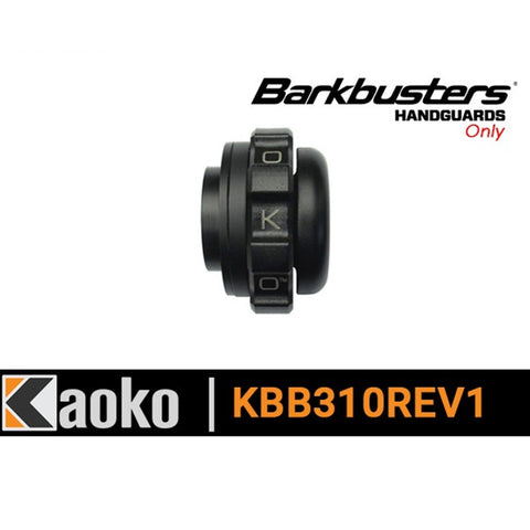 Kaoko Throttle Stabilizer for Barkbuster HONDA CRF1000L, YAMAHA Tenere & Super Tenere