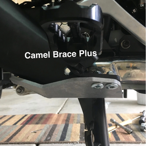 HONDA Africa Twin Peg Support - Plus Brace (2016-2017)