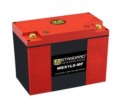 WEX1L9-MF W-Standard Lithium Battery - SIMZ Werkz