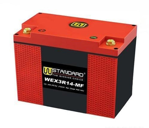 WEX3R14-MF W-Standard Lithium Battery - SIMZ Werkz