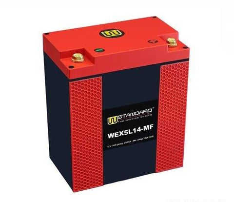 WEX5L14-MF W-Standard Lithium Battery - SIMZ Werkz