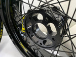 BARTubeless ®  Wheelset for BMW R 1200/1250 GS