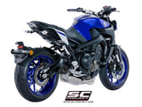 YAMAHA MT-09 S1 Full System Exhaust 3-1