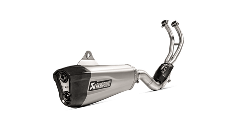 YAMAHA T-MAX 560 Slip On Exhaust (Titanium)