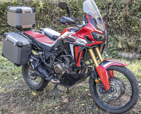 HONDA | Defender EVO Side Panniers & Top Case System