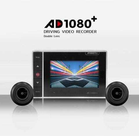 AD1080+ Driving Video Recorder
