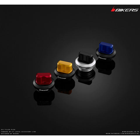YAMAHA MT-03/R3 Engine Oil Filter Cap