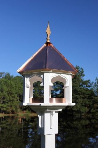 Heartwood Carousel Cafe Bird Feeder