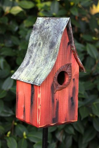 Heartwood Shady Shed Bird House