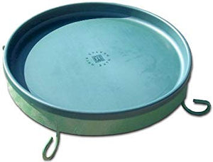 3-In-1 Heated Birdbath /Light Green