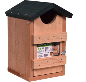 Looker Products Screech Owl House