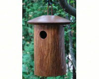 Natural Bluebird House-Byer of Maine