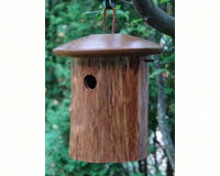 Natural Chickadee House-Byer of Maine