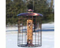 Coppertop Cages 6-Port Seed Bird Feeder