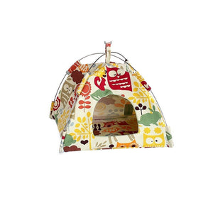 Small Pet Tent Bird Nest Hamster House