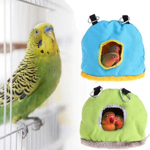 Hot Warm Bird Bed Hanging House