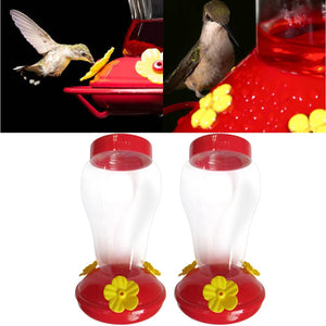 Wide Mouth Waist Hummingbird Feeder
