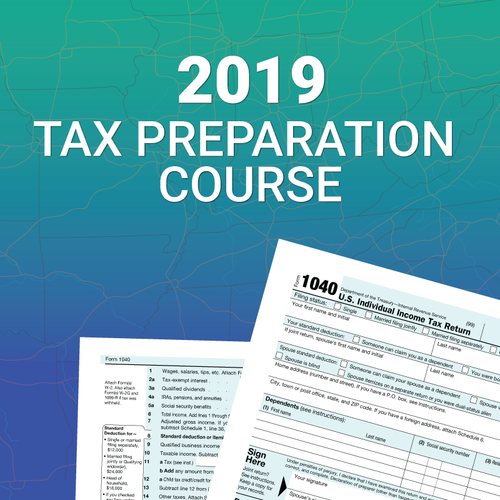 RightWay Tax Preparation Course eBook
