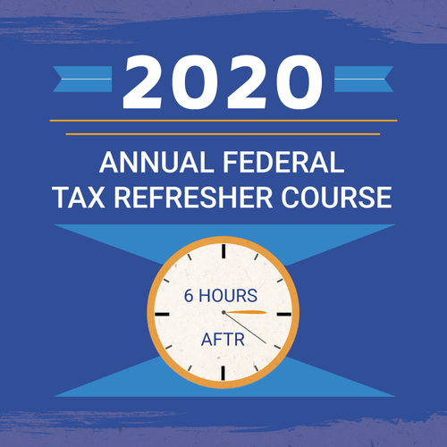 RightWay Annual Federal Tax Refresher eBook