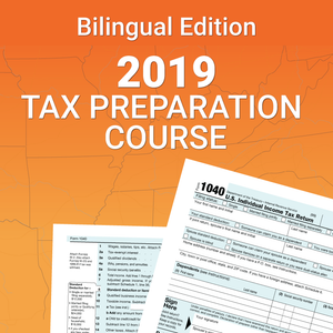 RightWay Bilingual Tax Preparation Course eBook