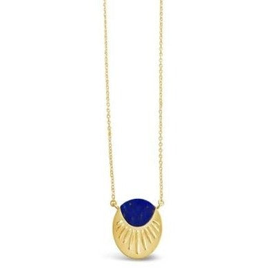 Lapis Solstice Necklace