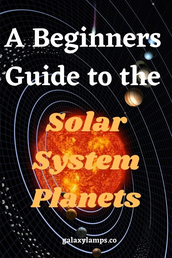 A Beginners Guide to the Solar System Planets #solarsystemplanets our solar system planets pictures colors projects solar system planets and moons