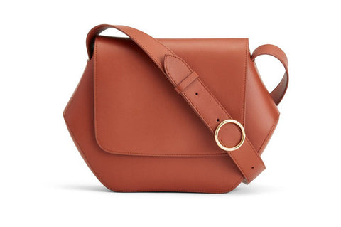 A Chic Leather Purse
