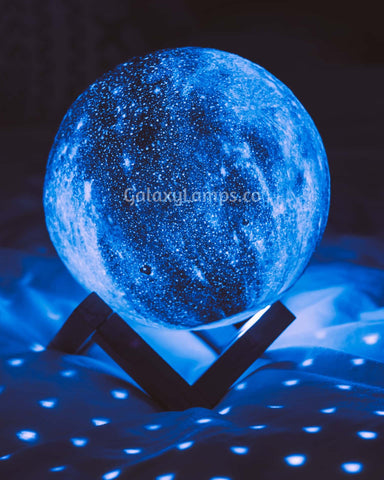 Creative uses of Galaxy Lamps