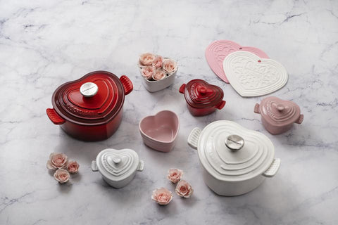 Creuset Heart Collection