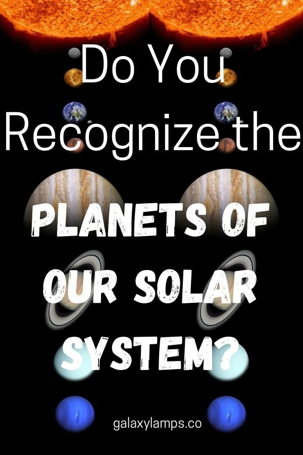Do You Recognize the Planets of Our Solar System  #solarsystemplanets our solar system planets pictures colors projects solar system planets and moons
