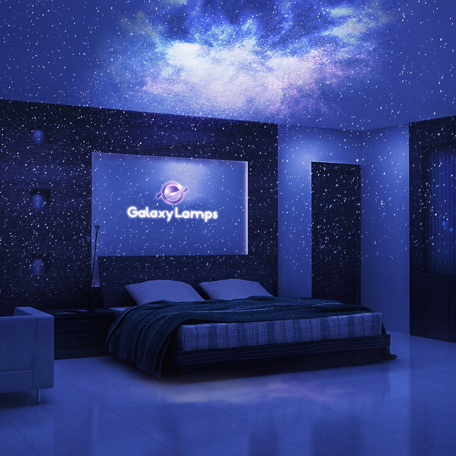 GalaxyLamps star projector