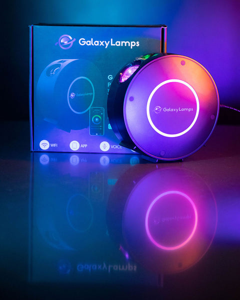 Galaxy Projector by Galaxy Lamps star light projector