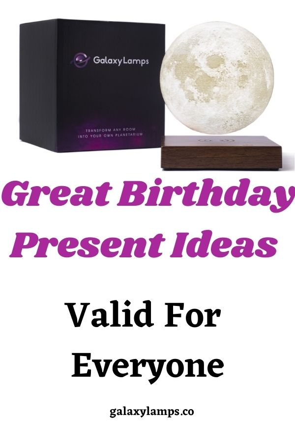 Great Birthday Present Ideas Valid For Everyone Great Birthday Present Ideas Valid For Everyone #birthdaypresentideas birthday present ideas for best friend for teenage girl for boyfriend for mom for women